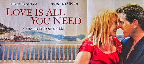 "Poster for ""Love Is All You Need"""