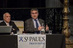 St Paul's Institute Good Money debate