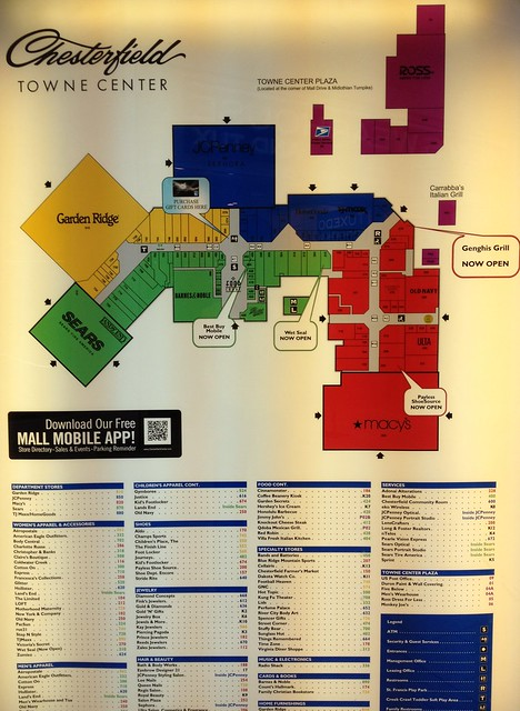 Chesterfield Towne Center Directory Flickr Photo Sharing