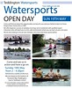 Watersports Open Day 19th May