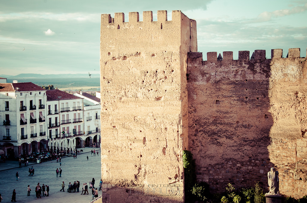 Torreón de la Plaza Mayor, Cáceres