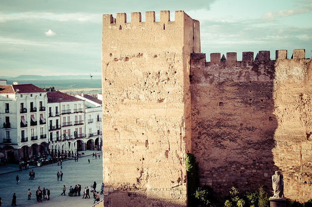 Torreón de la Plaza Mayor, Cáceres