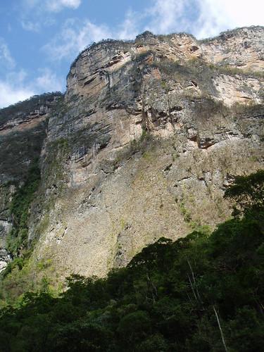 river mexico canyon chiapas sumidero riogrijalva