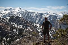 Mount Olympus Summit Hike