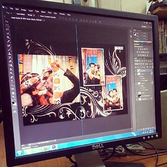 Photoshop Cs6 dah buleh guna thanks kepada eddy kambing banyak album kahwen dah tertanguh kerana pc buat hal now dah ok lepas ni leh update blog ang page #cikantphotography #weddingphotografer