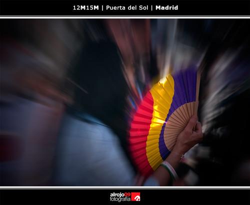 12M15M | Puerta del Sol | Madrid by alrojo09