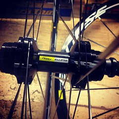 Mavic Ellipse wheels now in stock.