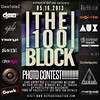 100 Block Photo Contest Flier