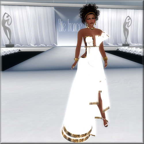 Tenue Défilé ELITE Caprycia Gown by ♥Caprycia♥