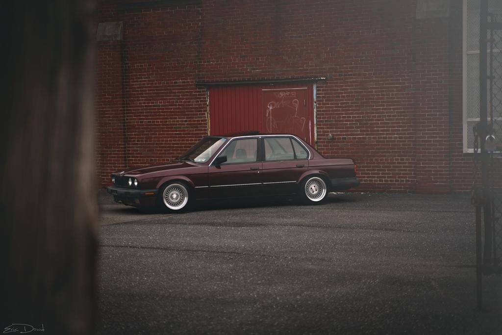 klutch wheels sl1 bmw e30 325 318 stanced 15x8.5