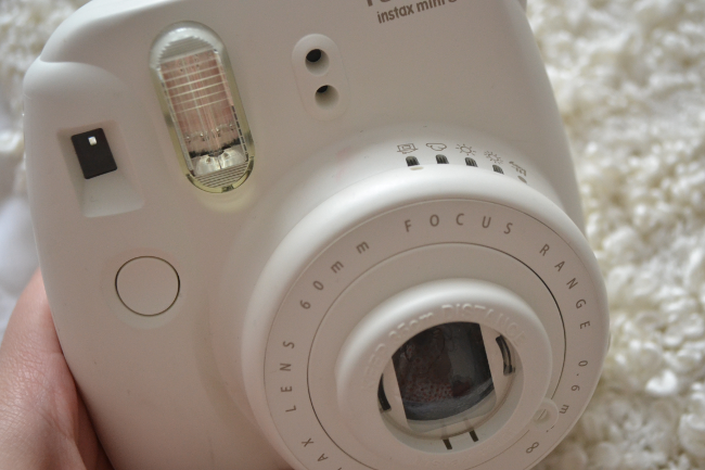 Daisybutter - UK Style and Fashion Blog: review, fujifilm instax mini 8, polaroid camera