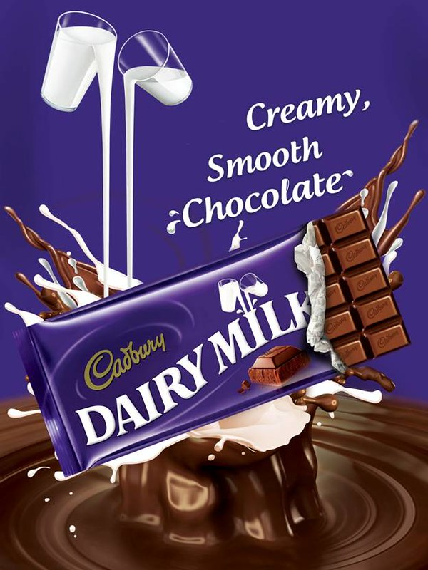 Beautiful Manila Melt Your Mouth Desire With Cadbury Dairy Milk