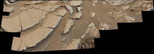 Curiosity sol 314 MastCam left