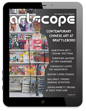 Artscope Tablet Edition on iPad