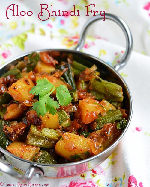 aloo-bhindi-fry