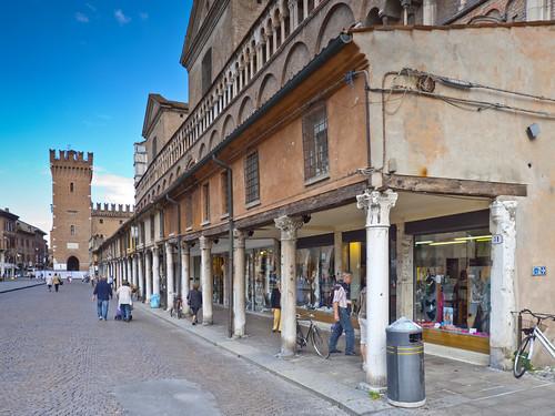 Ancient Portici, Ferrara