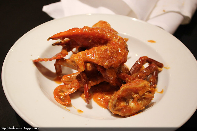 Spices Cafe - Chili Crab