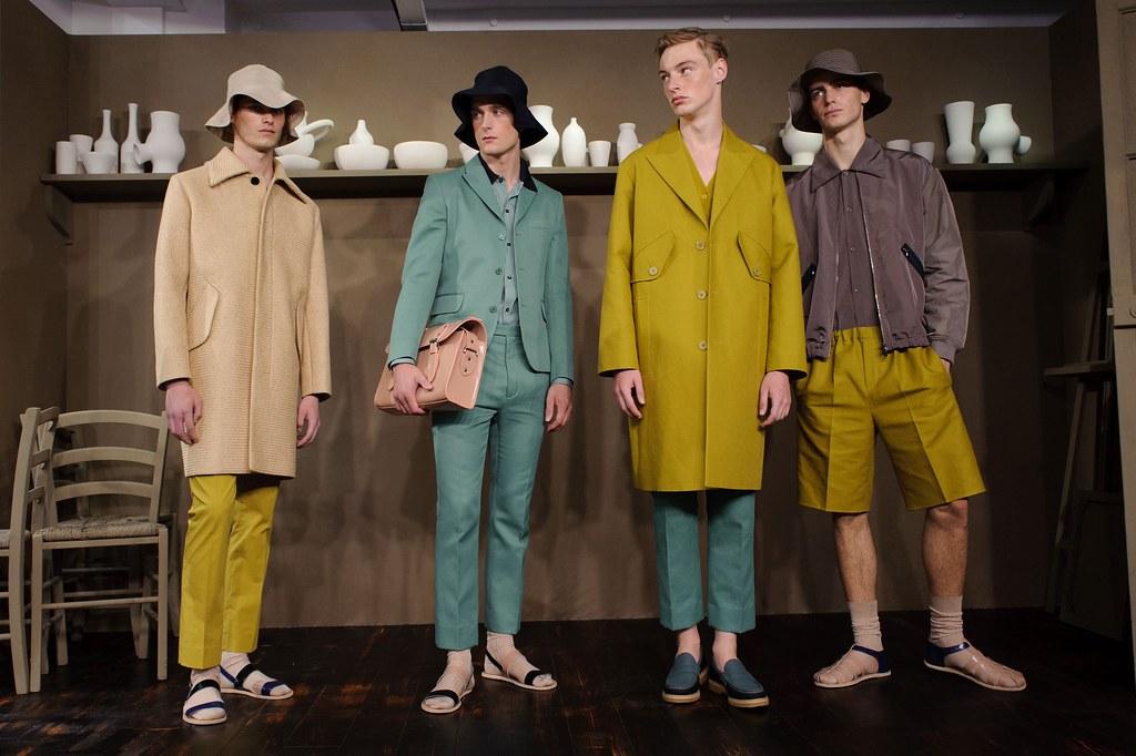 Ben Allen3104_SS14 Paris Carven_Arthur Daniyarov, Karl Morrall, Roberto Sipos(fashionising.com)