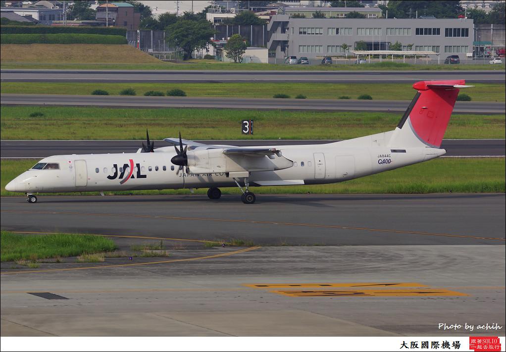 Japan Airlines - JAL (Japan Air Commuter - JAC) JA844C-001