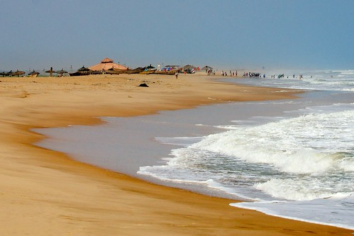 africa sea west beach water sand african sandbar ghana greater accra bojo paulinuk99999