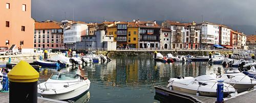 Calles de Llanes, Asturias