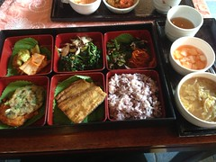 meal, lunch, ekiben, makunouchi, food, dish, cuisine,