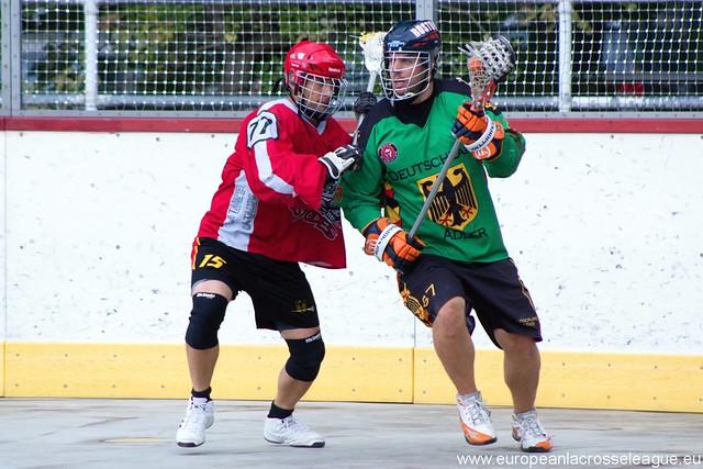 European Lacrosse League 2013, Tournament 1