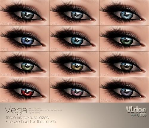 Vision by A:S:S - Vega eyes by Pho Vinternatt
