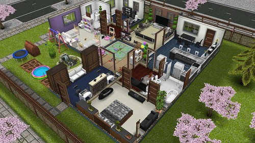 Pics] Pre-made House - Page 2 - Unofficial Sims (Freeplay) Forum