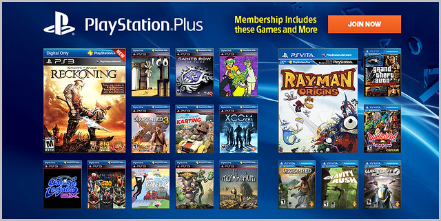 PlayStation Plus 10-1-2013