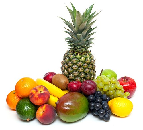 buah segar