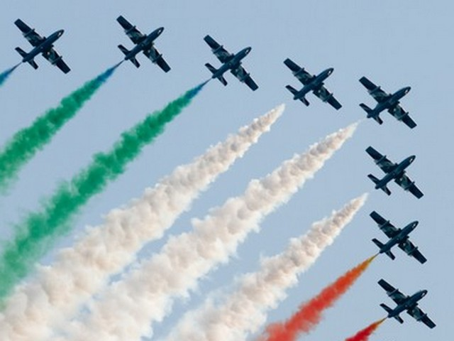 Ricette Tricolore Bimby per Festeggiare l'Unità d'Italia