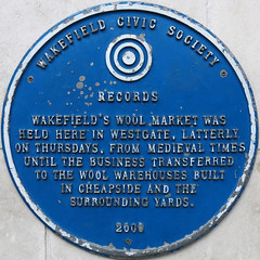 Photo of Blue plaque № 5782