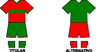 Uniforme Club Deportivo Obrero