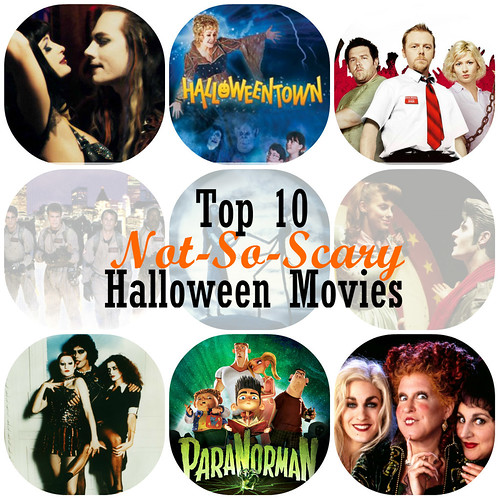 top 10 not so scary halloween movies - Top 10 Scary Halloween Movies