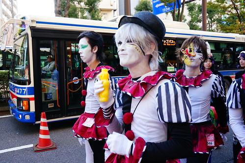 Kawasaki Halloween Parade 2013 51