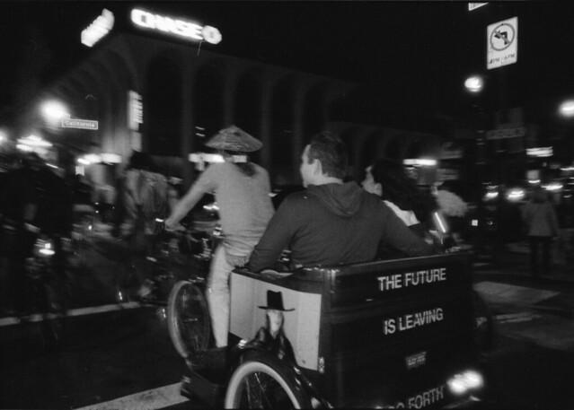 Rickshaw riders