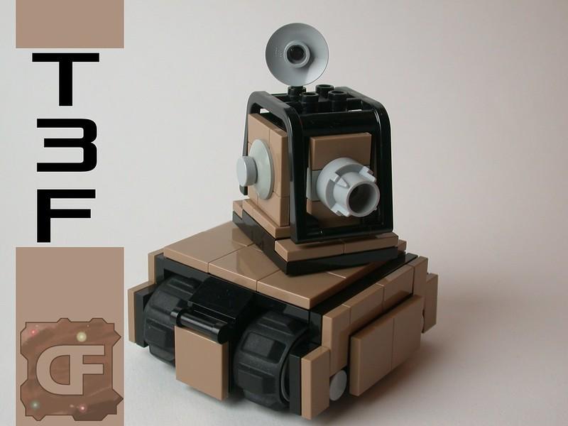 T3F-Tiny Fortress
