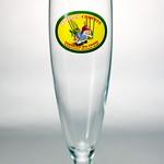 ベルギービール大好き!!【シュフ・ダブル・IPA・トリペルの専用グラス】(管理人所有 )