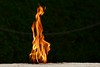 The Eternal Flame at JFK's Grave, Arlington Cemetery