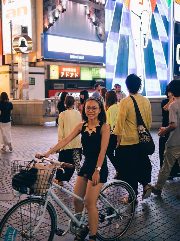 大阪漫遊 【單車地圖】<br>大阪旅遊單車遊記 大阪旅遊單車遊記 11003375134 3092cc3e02 c