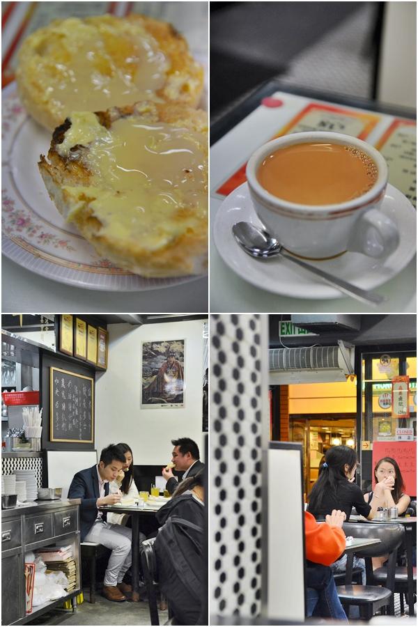 Creamy Piggy Bun & Milk Tea