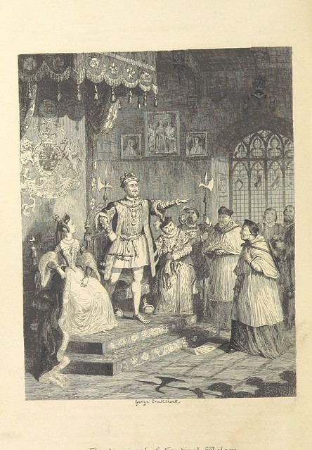 Image taken from page 294 of '[Windsor Castle: an historical romance. [With three plates by G. Cruikshank.]]'