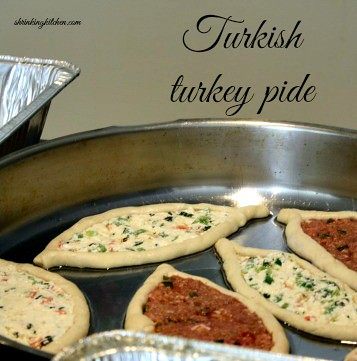 turkey pide