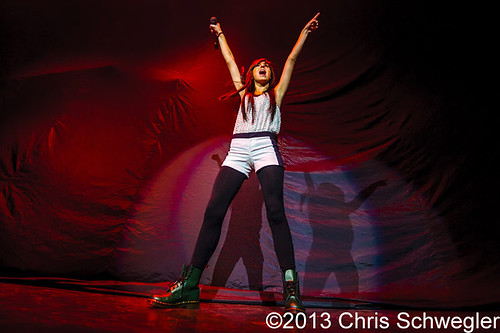 Christina Grimmie – 11-26-13 – Stars Dance Tour, The Palace Of Auburn Hills, Auburn Hills, MI