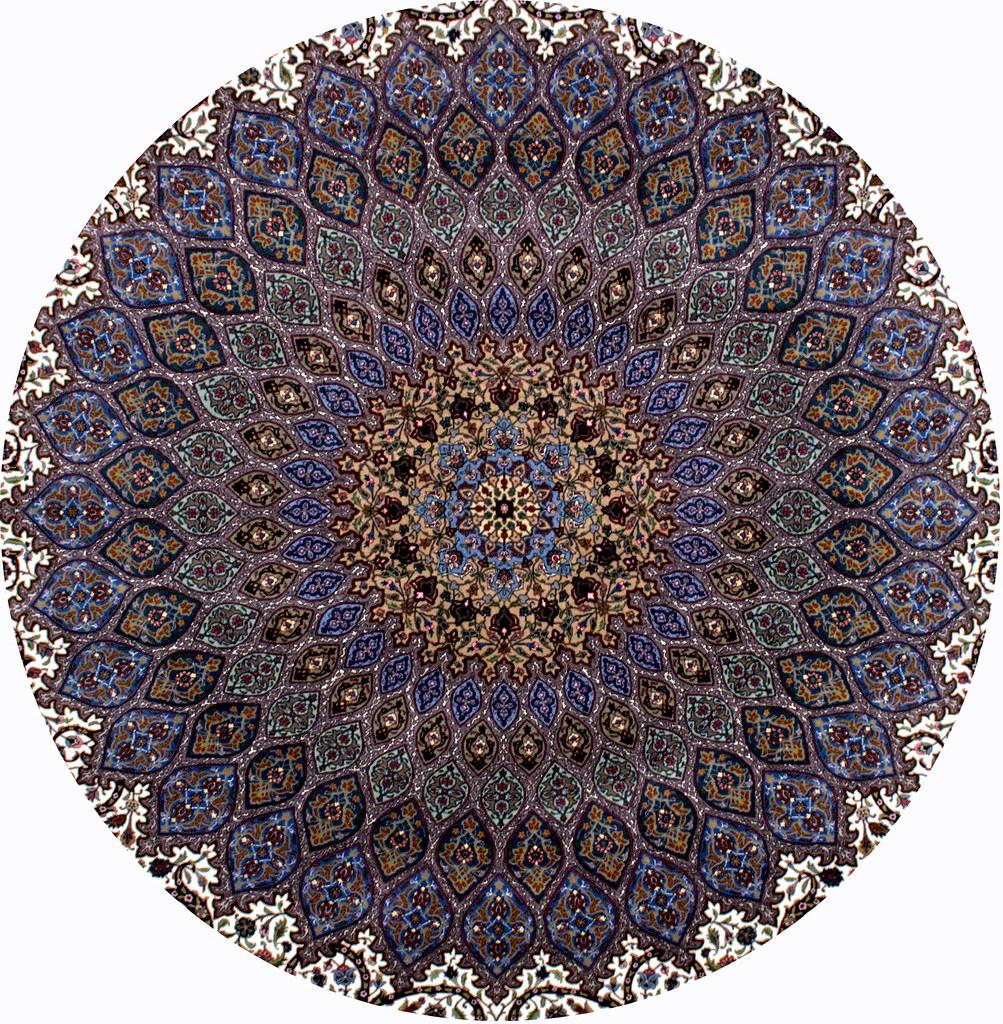 10x13 Tabriz Very Fine Super Rug