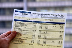 PROPERTY TAX COOK COUNTY