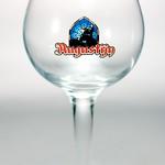 ベルギービール大好き!!【アウグスティン・グラン・クリュの専用グラス】(管理人所有 )