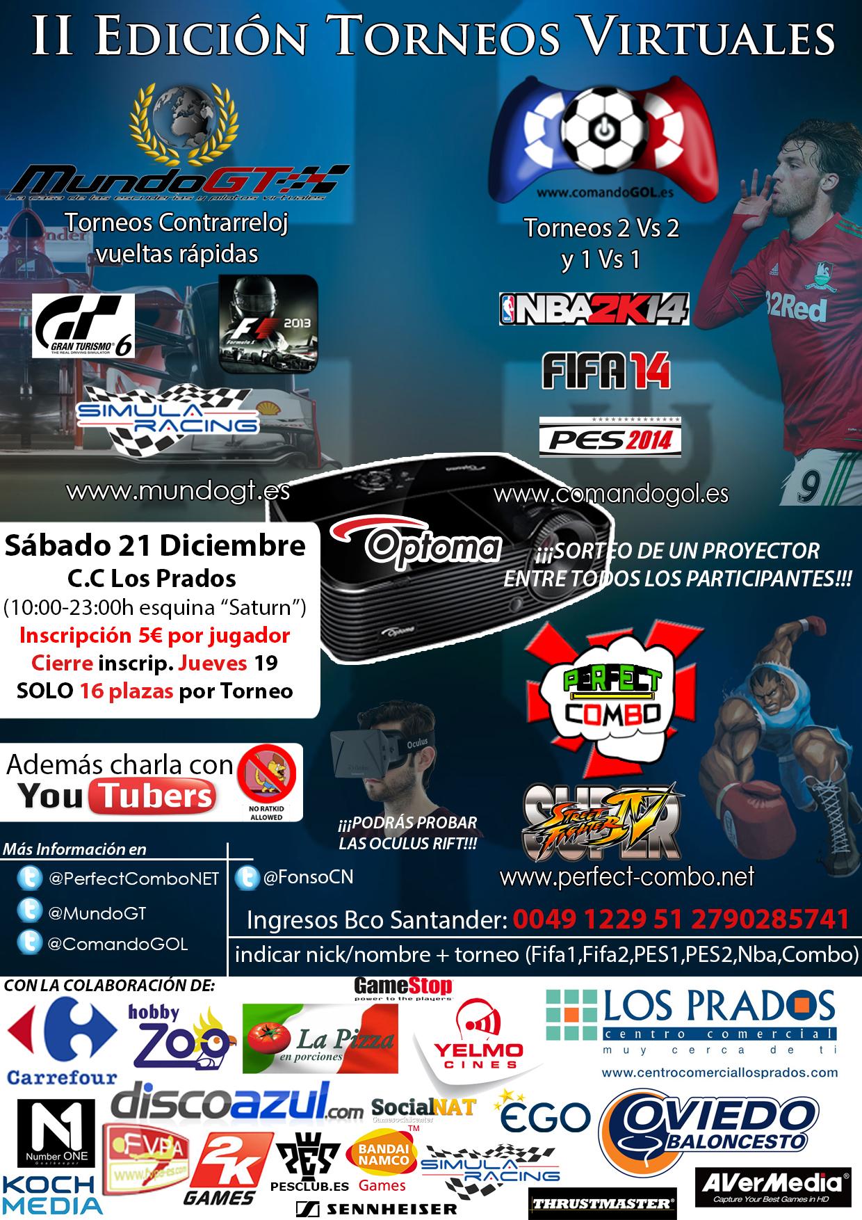 Torneo Centro Comercial Los Prados