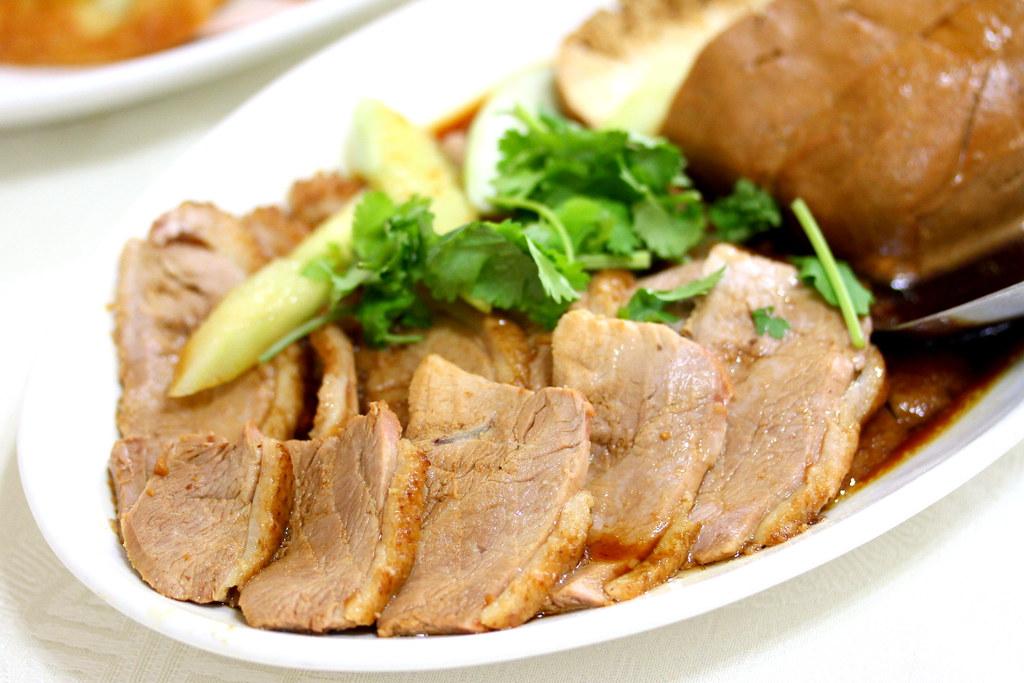 Liang Kee Teochew Restaurant: Braised Duck